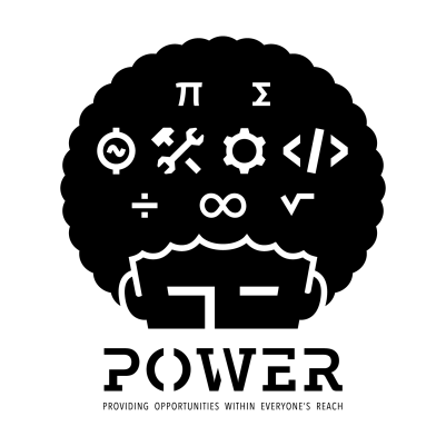 The official POWER logo for 2017, designed by KSBE members.